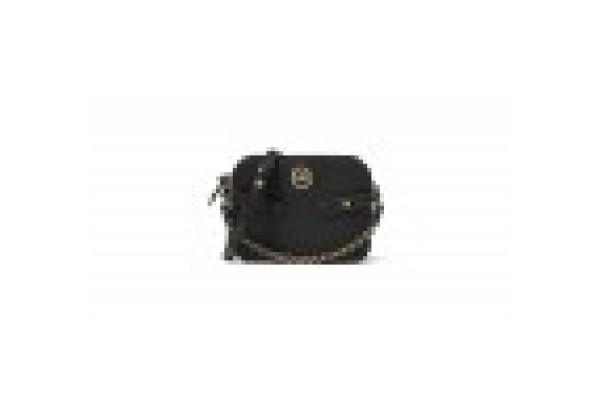 Michael Kors Carmen Camera Leather Crossbody