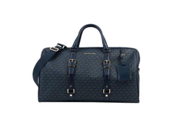 Дорожная сумка Michael Kors синяя