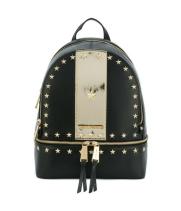 Рюкзак Michael Kors Rhea со звездами черный