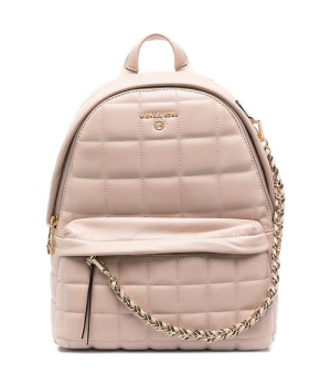 Рюкзак Michael Kors Rhea стеганый розовый