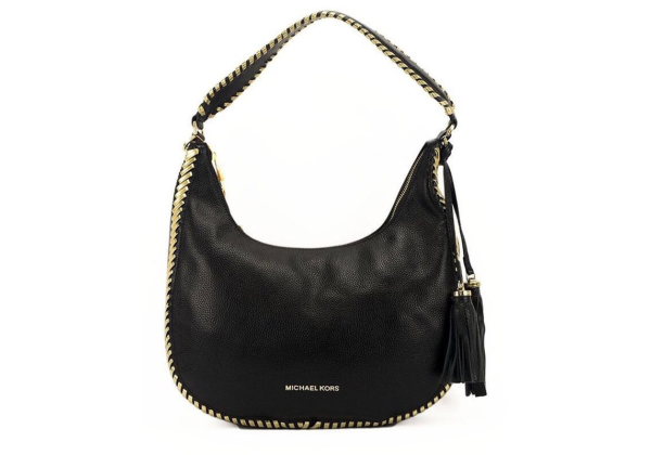 Сумка Michael Kors Lauryn Shoulder Bag черная