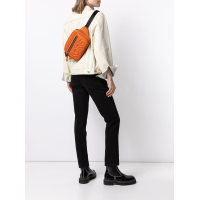 Поясная сумка Michael Kors Commuter оранжевая