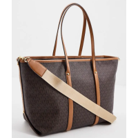 Сумка-шоппер Michael Kors BECK коричневая