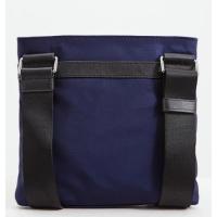 Мужская сумка Michael Kors ярко-синяя