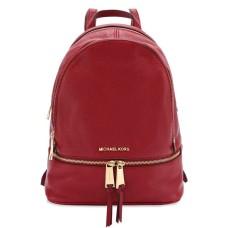 Рюкзак Michael Kors Rhea на молнии красный