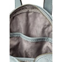Рюкзак Michael Kors Rhea стеганный однотонный серый