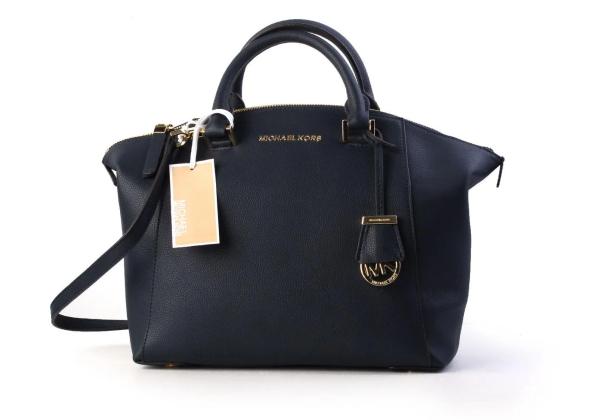 Сумка Michael Kors Riley LARGE Leather синяя