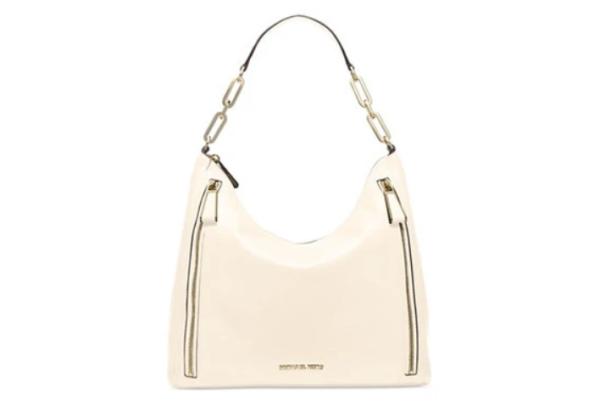 Сумка Michael Kors Matilda Large Shoulder Bag бежевая