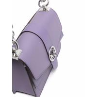 Сумка Michael Kors Greenwich фиолетовая