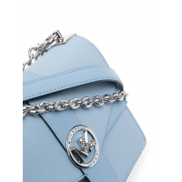 Сумка Michael Kors Greenwich голубая