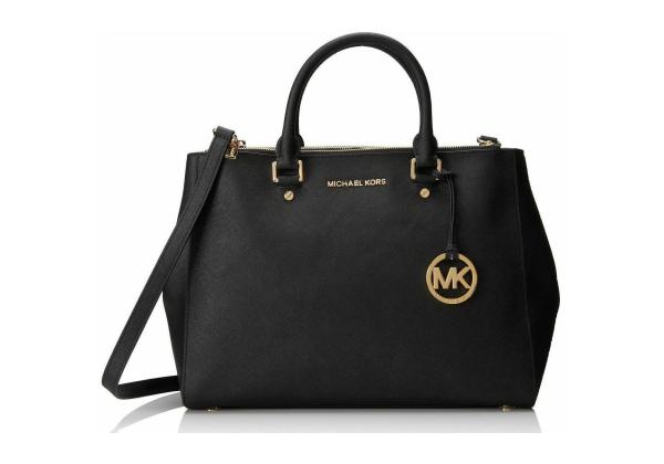 Сумка Michael Kors Sutton Satchel Bag черная