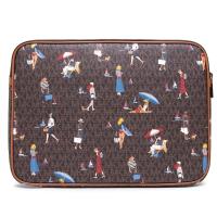 Сумка для ноутбука Michael Kors Jet Set коричневая