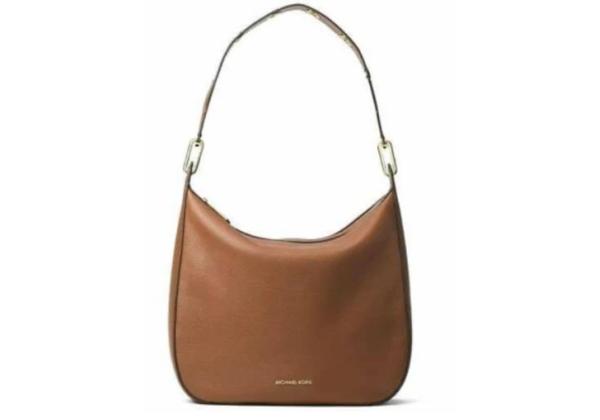 Сумка Michael Kors Raven Large Shoulder Bag коричневая