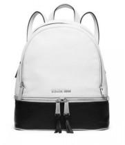 Рюкзак Michael Kors Rhea белый с черным