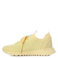 Кроссовки женские MICHAEL KORS BODIE TRAINER сетчатые желтые