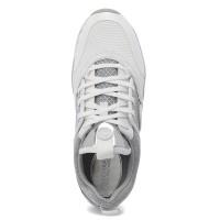 Женские кроссовки MICHAEL KORS CHARLIE TRAINER со значком логотипа серые