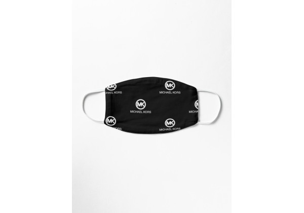 Маска Michael Kors с логотипом черная
