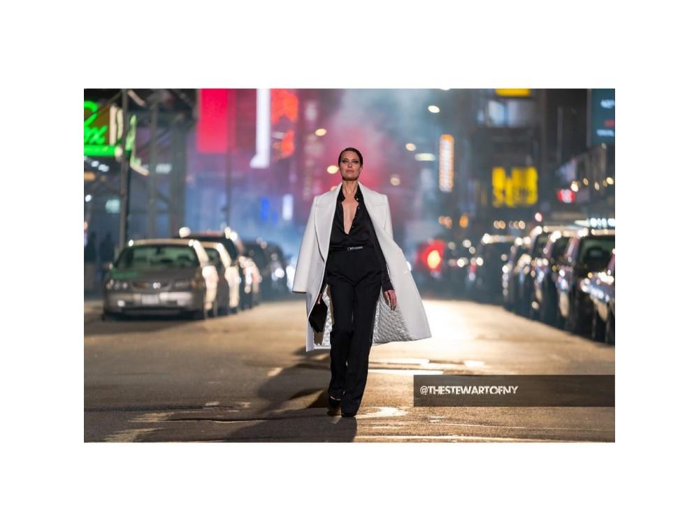 Michael Kors отметили юбилей и провел показ в Нью Йорке