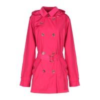Пальто Michael Kors розовое