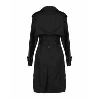 Пальто Michael Kors черное