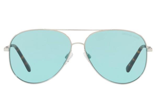 Очки Michael Kors солнцезащитные линзы голубые
