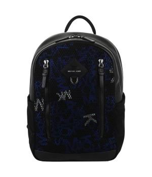 Рюкзак мужской Michael Kors с сеткой синий