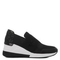Женские кроссовки MICHAEL KORS FELIX TRAINER черные