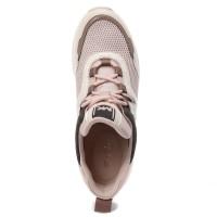 Женские кроссовки MICHAEL KORS OLYMPIA TRAINER розовые