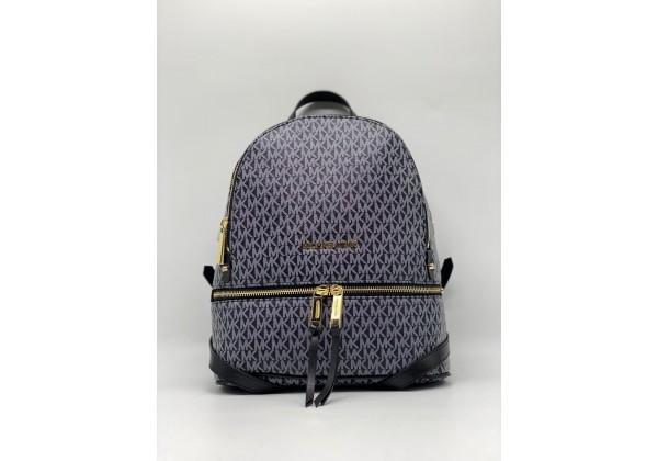 Рюкзак Michael Kors Rhea черный с золотым