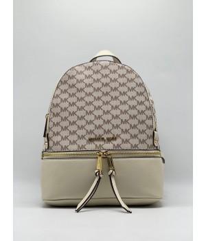 Рюкзак Michael Kors Rhea серый с золотым