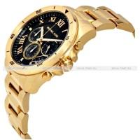 Michael Kors Часы Мужские MK8481 с золотым ремешком