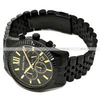 Кварцевые Часы Michael Kors Мужские Черные MK8603