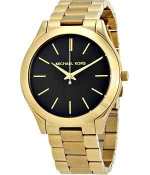 Майкл Корс Женские Часы с черным циферблатом MK3478