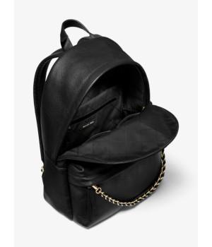 Рюкзак Michael Kors Slater Large Pebbled черный