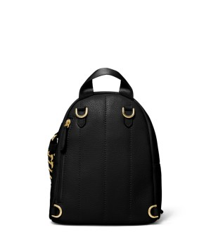 Рюкзак Michael Kors Slater Extra Small с цепочкой черный