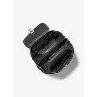 Рюкзак Michael Kors Raven Medium Pebbled черный