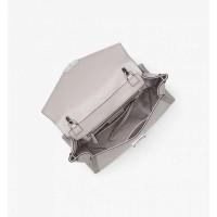 Сумка Michael Kors Whitney Medium Satchel - Alumin/Prgry