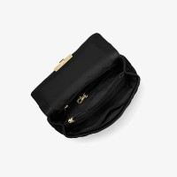 Сумка Michael Kors Sloan Editor Quilted-Leather - Black