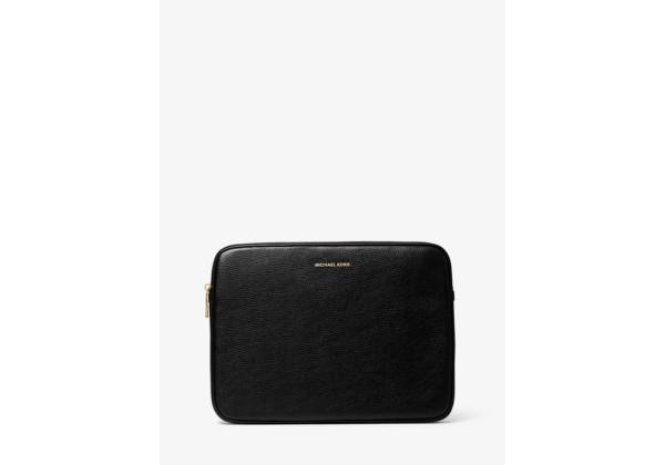 Michael Kors Pebbled Leather 13 Inch Laptop Case