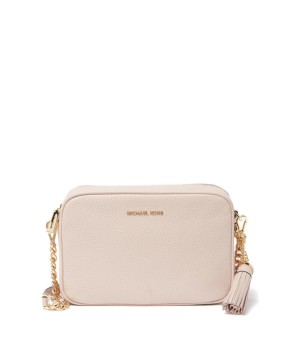 Michael Kors Medium Leather Camera Bag