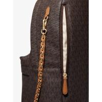 Рюкзак Michael Kors Slater Large с логотипом коричневый
