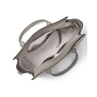 Michael Kors Сумка Женская Серая Hamilton 30S7GHMS7L Pearl Grey