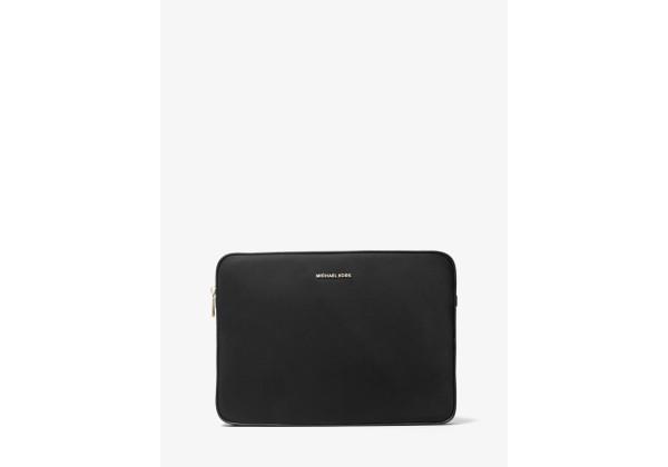 Michael Kors Nylon Gabardine 13 Inch Laptop Case