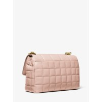 Michael Kors Soho Extra-Large Quilted Leather Shoulder Bag