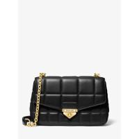 Michael Kors Soho Large Quilted Leather Shoulder Bag