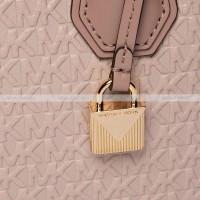 Сумка Женская Michael Kors Mercer Розовая Small 30S0GM9S1T Sftpink Fawn