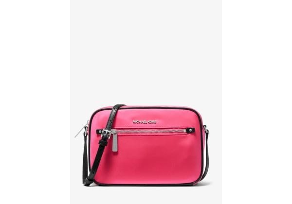 Michael Kors Polly Large Nylon Crossbody Bag