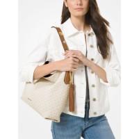 Michael Kors Brooklyn Large Logo Shoulder Bag