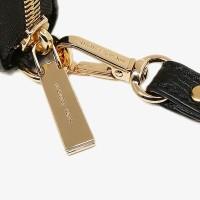 Кошелёк Michael Kors Mercer Travel Continental Wristlet - Black