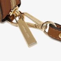 Кошелёк Michael Kors Mercer Travel Continental Wristlet - Luggage
